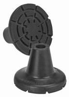 Krukdop extra grip 19/20mm